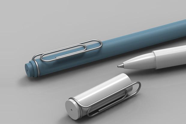 Clip + Pen by Giha Woo