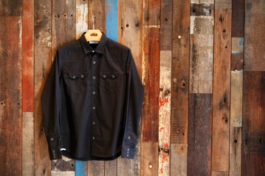 "CLOT x Deluxe ""Midnight Cowboy"" Shirt"