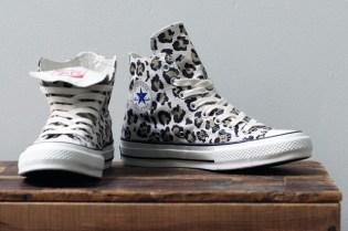 Converse Addict Leopard Print Chuck Taylor All Star