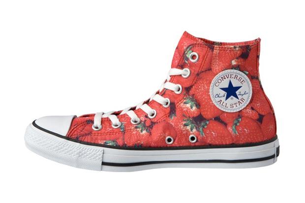 "Converse ""Fruit Hi"" Chuck Taylor All Star"