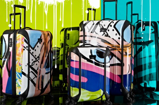 Crash x TUMI Vapor Collection