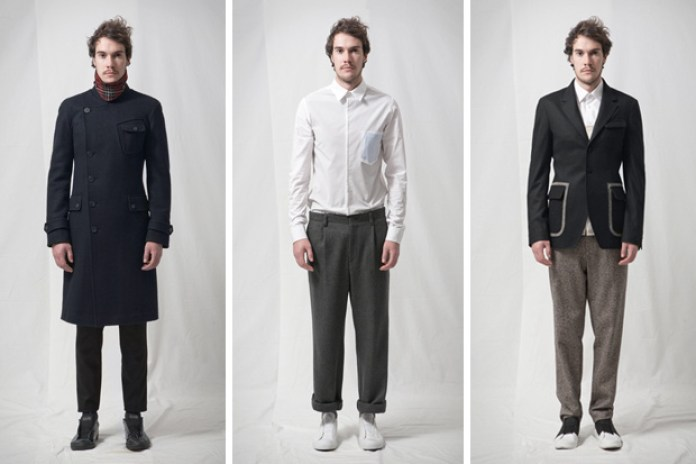 """Cy Choi 2011 Fall/Winter """"Inosculation"""" Collection"""