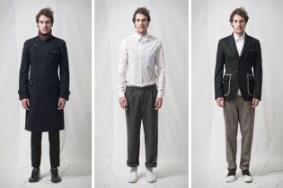 "Cy Choi 2011 Fall/Winter ""Inosculation"" Collection"