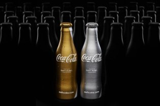 "Coca-Cola Club Coke ""Daft Punk"" Limited Edition Bottles"