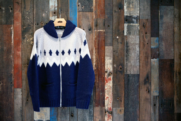 Deluxe Knitted Cardigan