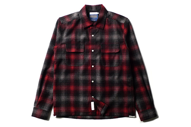 Deluxe x Pendleton Wool Shirt