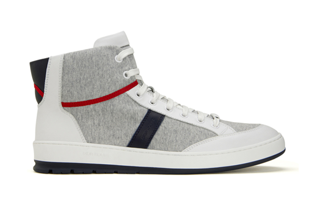 Dior Homme Sweat High Sneaker