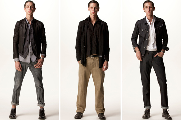 """FACTOTUM 2011 Spring/Summer """"Exile"""" Collection"""
