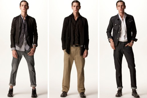 "FACTOTUM 2011 Spring/Summer ""Exile"" Collection"