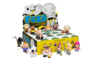 Family Guy x Kidrobot Collection