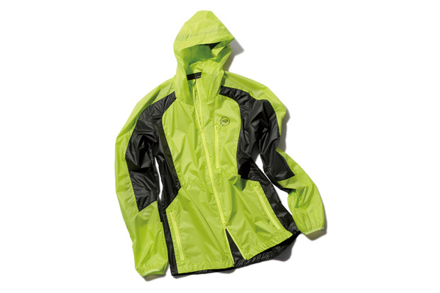 FsF LIGHT WEIGHT RIP STOP PACKABLE ZIP-UP PARKA