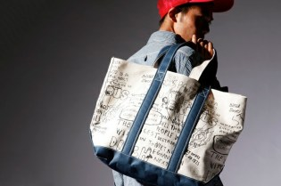FUCT Dusted Dave Tote Bag