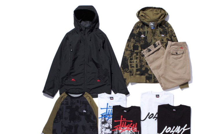 "Stussy x Futura Laboratories ""Johny"" Collection"