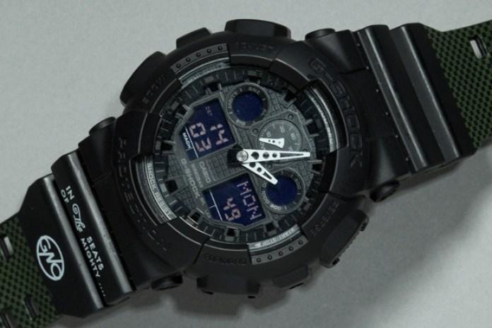 Garbstore x Casio G-Shock GA-100 Watch