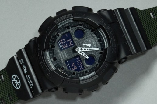 Garbstore x Casio G-Shock GA-100 Watch