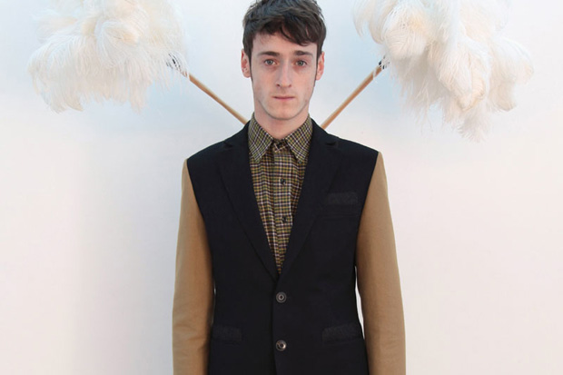 Gaspard Yurkievich 2011 Fall/Winter Lookbook
