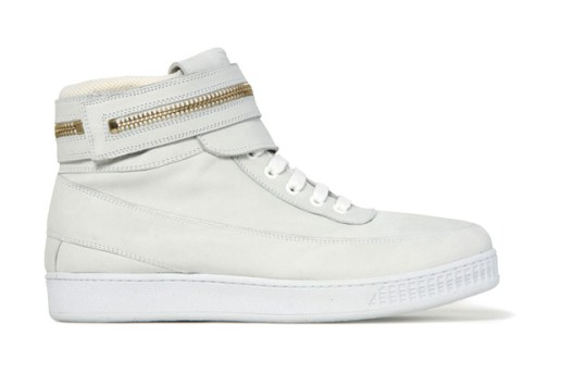Givenchy Zipper High Top Sneaker