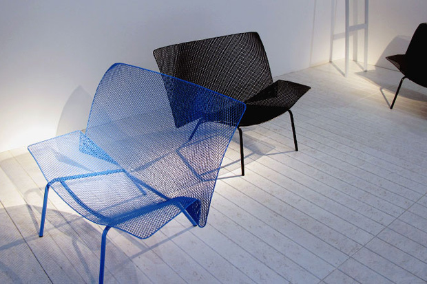 """Grillage"" by François Azambourg for Ligne Roset"