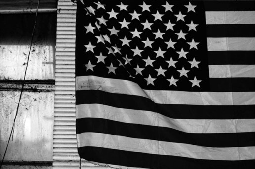 "Hedi Slimane ""Fragments Americana"" Exhibition at the Almine Rech Gallery"