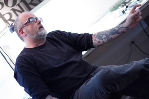 Hi-Fructose: Frank Kozik Studio Visit