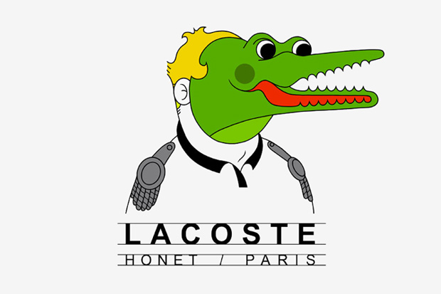 Honet for Lacoste Capsule Collection