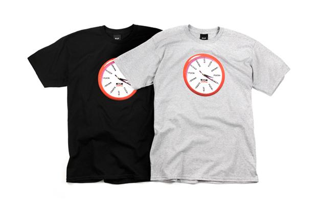 HUF x Skate Mental T-Shirts