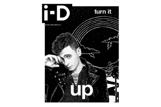 i-D Magazine Issue 311 featuring Hedi Slimane