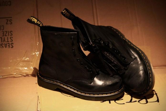 underground x Dr. Martens 1460 Boot