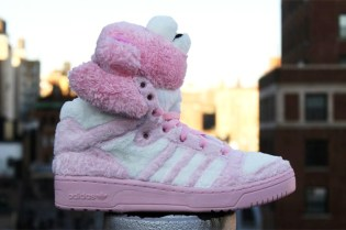 Jeremy Scott x adidas Originals by Originals JS Bear Pink