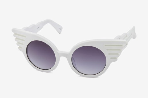"Jeremy Scott x Linda Farrow ""Wings"" Sunglasses"