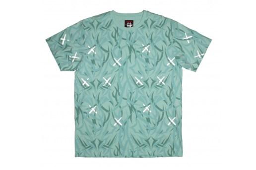 KAWS x CLOT Alienegra T-Shirt
