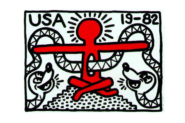 Keith Haring: 1978 -1982 Exhibition at the Contemporary Arts Center Cincinnati