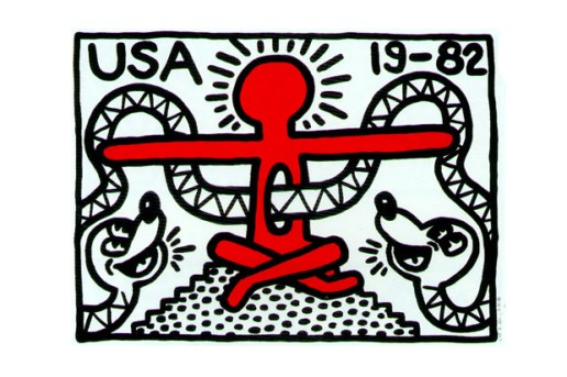 Keith Haring: 1978 -1982 Exhibition at the Contemporary Arts Center Cincinnati