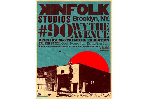 Kinfolk Bar & Lounge New York