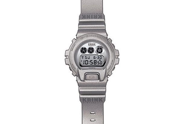KRINK x Casio G-Shock DW-6900 Watch