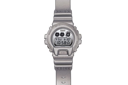 KRINK x Casio G-Shock DW-6900 Watch