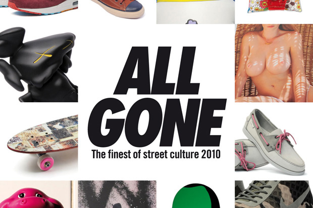 La MJC, Undefeated & Converse Present ALL GONE: The Finest of Street Culture 2010 Las Vegas Book Launch