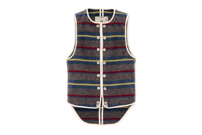 Levi's Lefty Jean Textile Vest