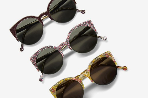 Liberty x Super Lucia Sunglasses