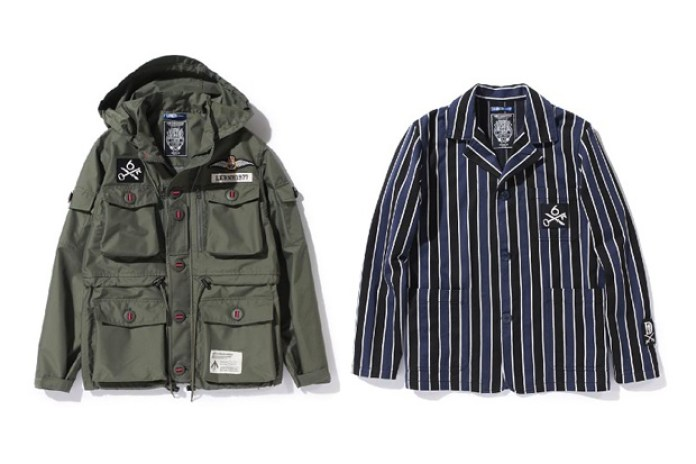 LUKER by NEIGHBORHOOD 2011 Spring/Summer February Releases