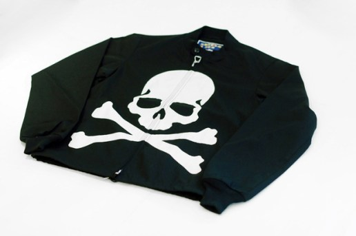 mastermind JAPAN x MIGHTY-MAC Flag Boat Jacket