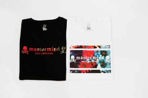 mastermind JAPAN x Mika Ninagawa Capsule Collection
