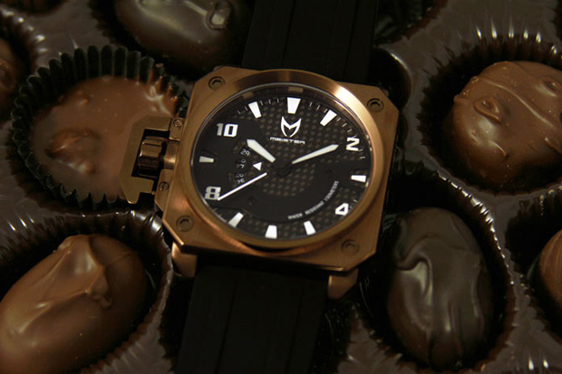 Meister Valentine's Day Chief Watch