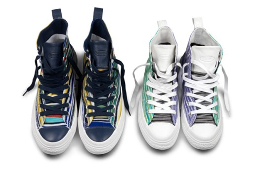 Missoni x Converse Chuck Taylor 2011 Spring/Summer Collection