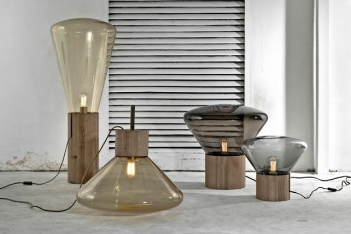 "Brokis ""Muffin Lamps"" by Dan Yeffet and Lucie Koldova"