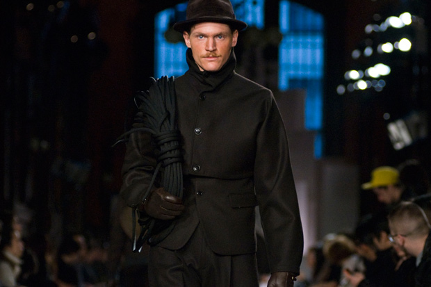 N.HOOLYWOOD 2011 Fall/Winter Collection