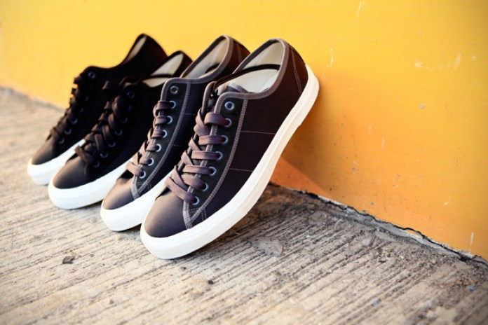 N.HOOLYWOOD Nylon Sneaker