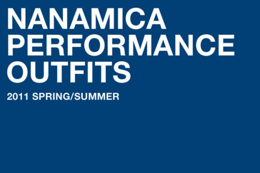 nanamica Performance Outfits 2011 Spring/Summer Collection