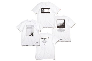 "NEIGHBORHOOD & Forty Percents Against Rights ""GONZO"" T-Shirts"