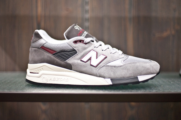 """New Balance M998 """"Made in USA"""" Preview"""